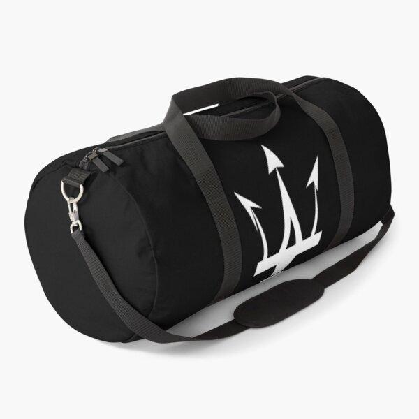 Maserati Emblem Duffle Bag