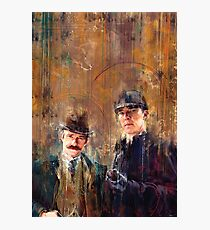 Sherlock Special Photographic Print