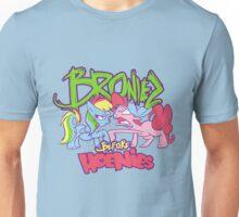 Bronies Before Hoenies Unisex T-Shirt