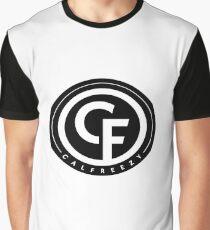 Calfreezy logo Graphic T-Shirt