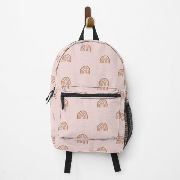 Simple pastel rainbow | Cute backpack gift idea Backpack