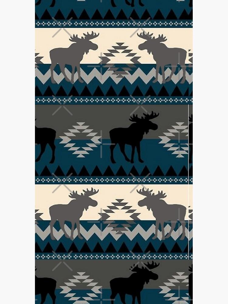 Moose Design by FantasySkyArt