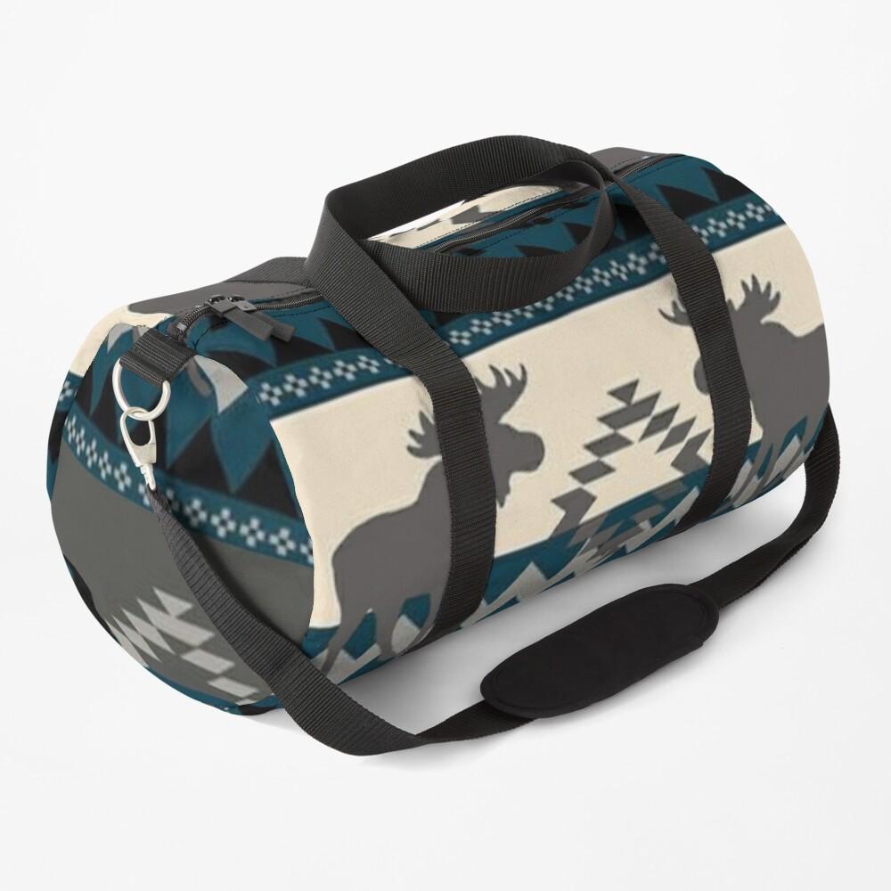Moose Design Duffle Bag