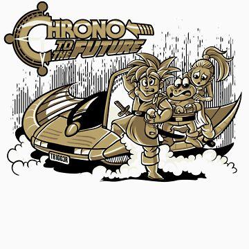 Chrono to the Future by pierceistruth