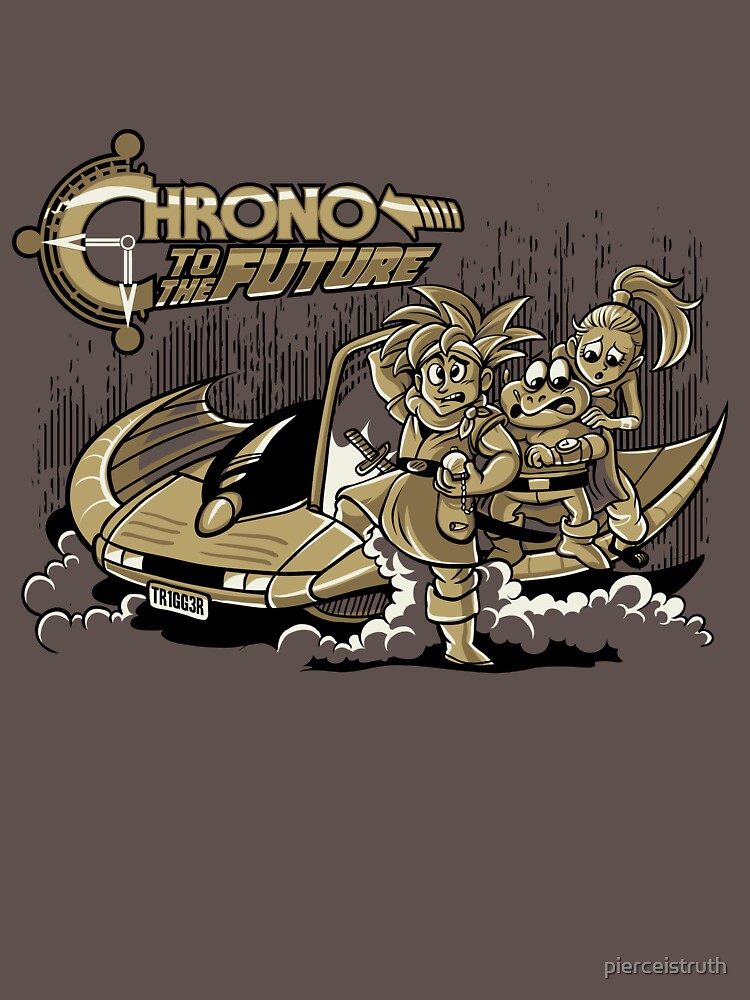 Chrono to the Future | Unisex T-Shirt