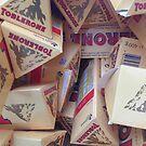 Toblerone by Robert Steadman