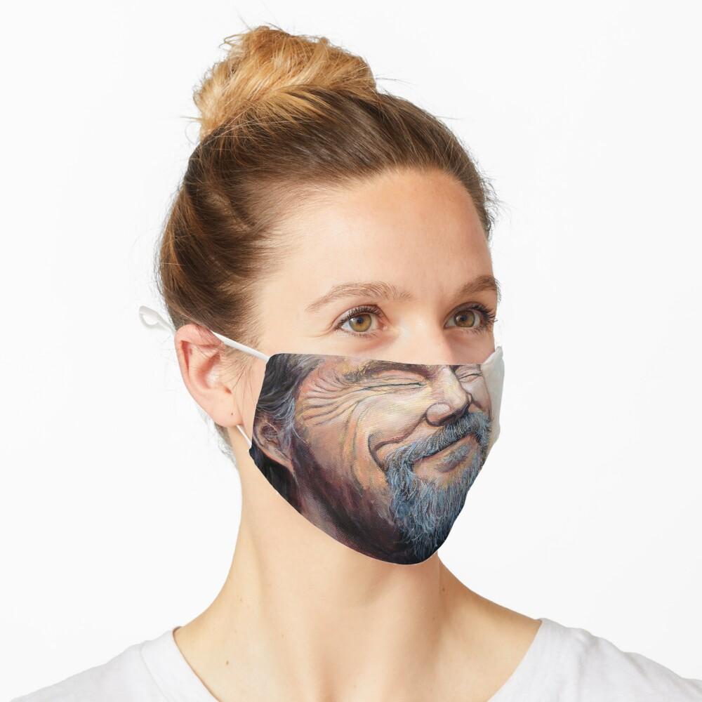 The Dude Now & Zen Mask