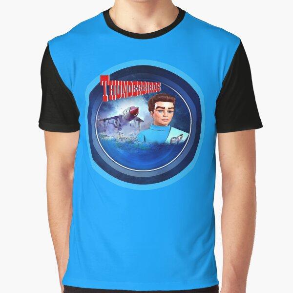 THUNDERBIRDS SCOTT TRACY 1 Graphic T-Shirt