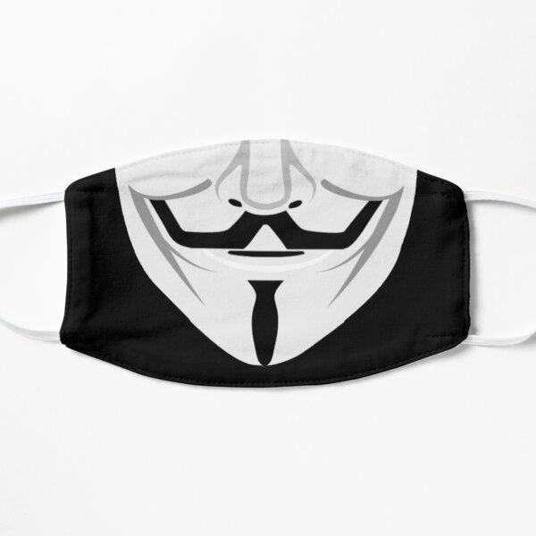 Guy Fawkes face Flat Mask