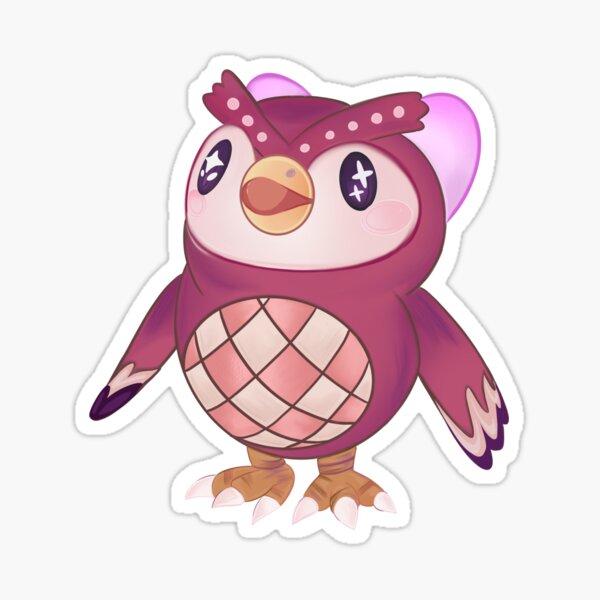 Animal Crossing Celeste Sticker