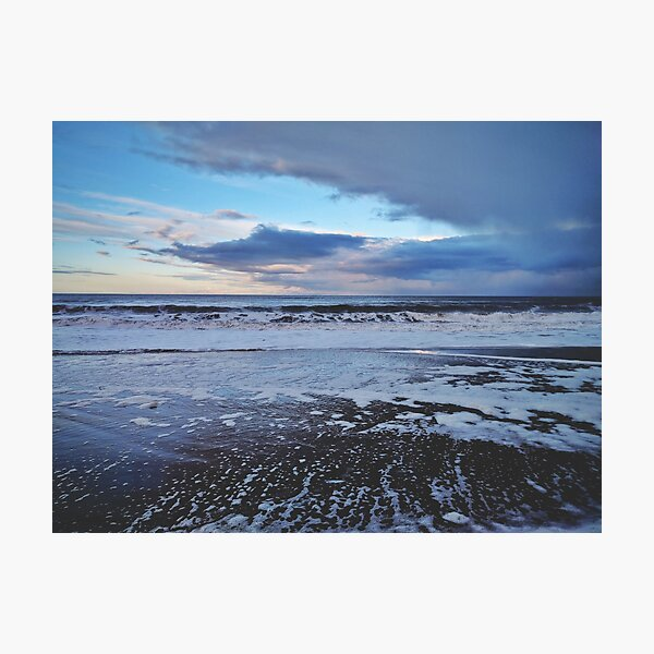 Abstract sea Photographic Print