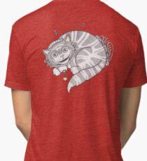 The Cheshire Grins Tri-blend T-Shirt