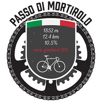Passo di Mortirolo by kaipehkonen