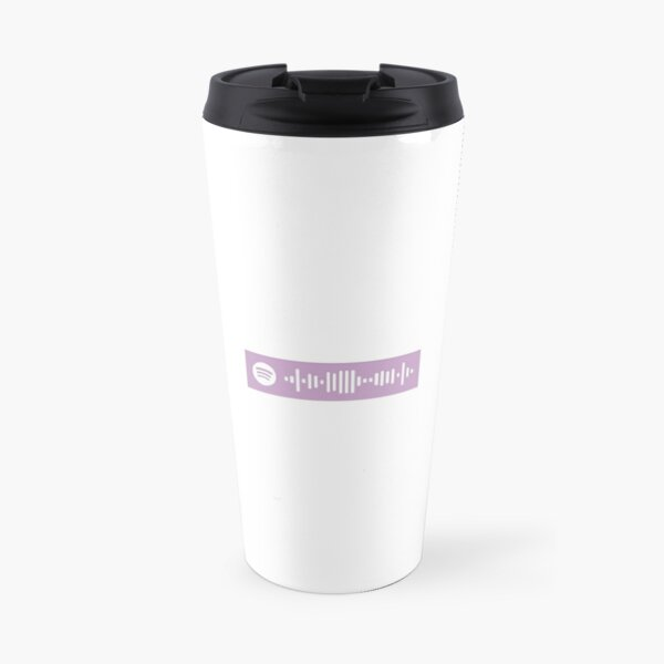 Sunday Best by Surfaces Spotify Code Travel Mug