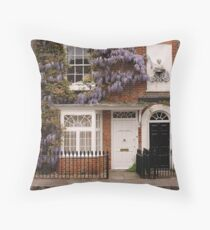 Kerb Appeal Throw Pillow