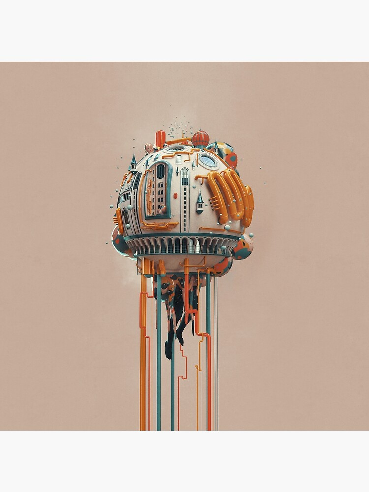 The watertower by annanatter