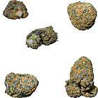 420 Buds by sensameleon