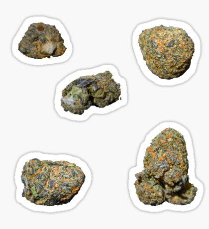 420 Buds Sticker