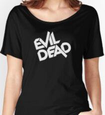 Evil Dead Women's Relaxed Fit T-Shirt