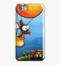 Hot-air Balloon  iPhone Case/Skin