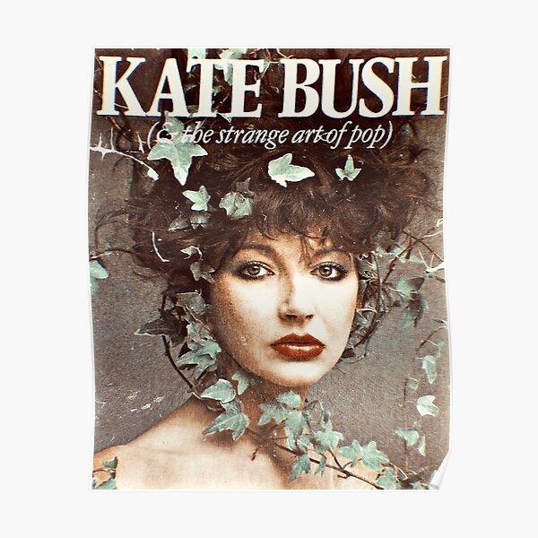 Kate Bush in my heart Poster