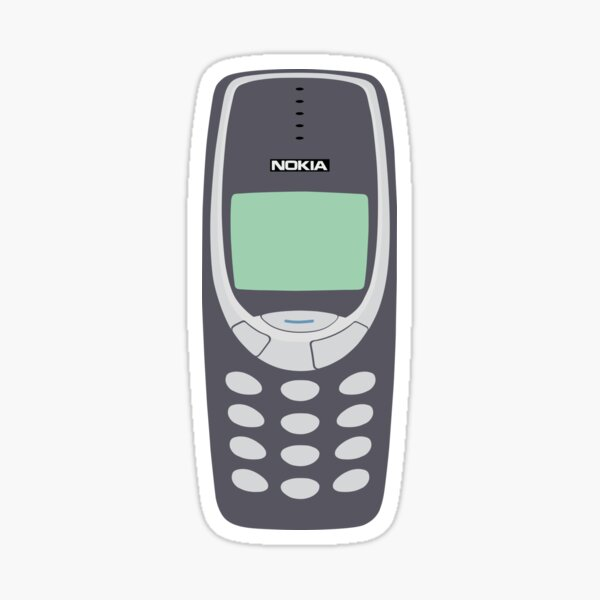 Nokia 3310 Sticker