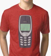Nokia 3310 Tri-blend T-Shirt