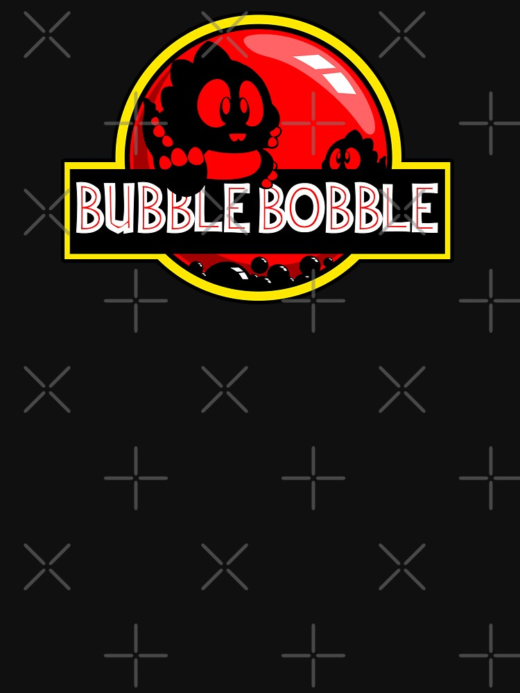 TShirtGifter presents: Bubble Bobble Park | Unisex T-Shirt