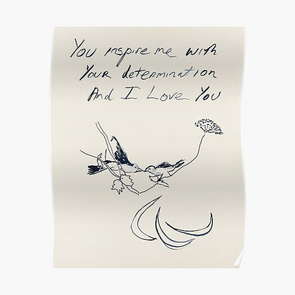 You Inspire Me Emin Poster