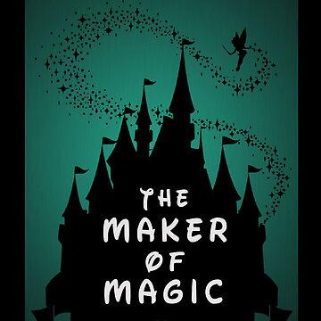 Maker of Magic by tttechnicolors