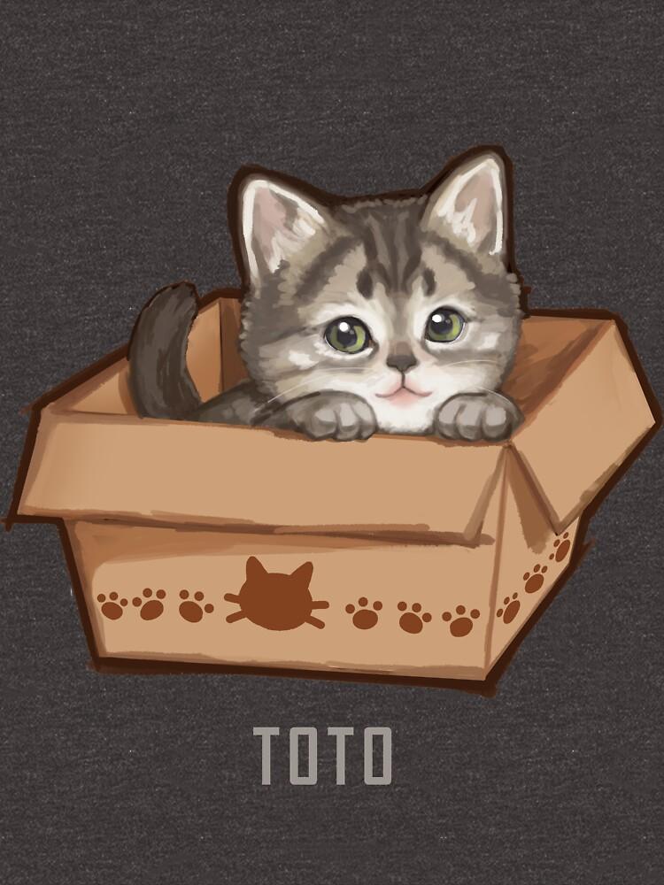 Toto Kitteh von TheLongestWay