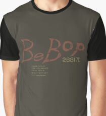 The Bebop Graphic T-Shirt