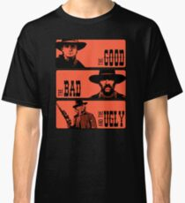 BTTF: The good, the bad and the ugly Classic T-Shirt