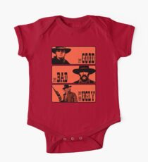 BTTF: The good, the bad and the ugly One Piece - Short Sleeve