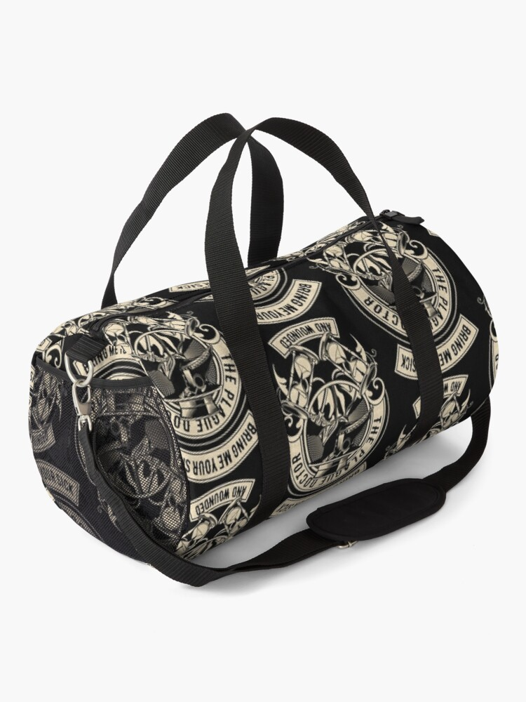 Alternate view of The Plague Doctor Duffle Bag