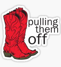 How I met your mother Pulling them off Sticker