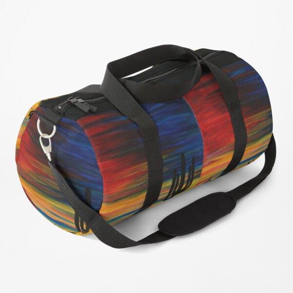 Desert Sunset Duffle Bag