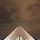 Louvre Straight Up by Steven Powell