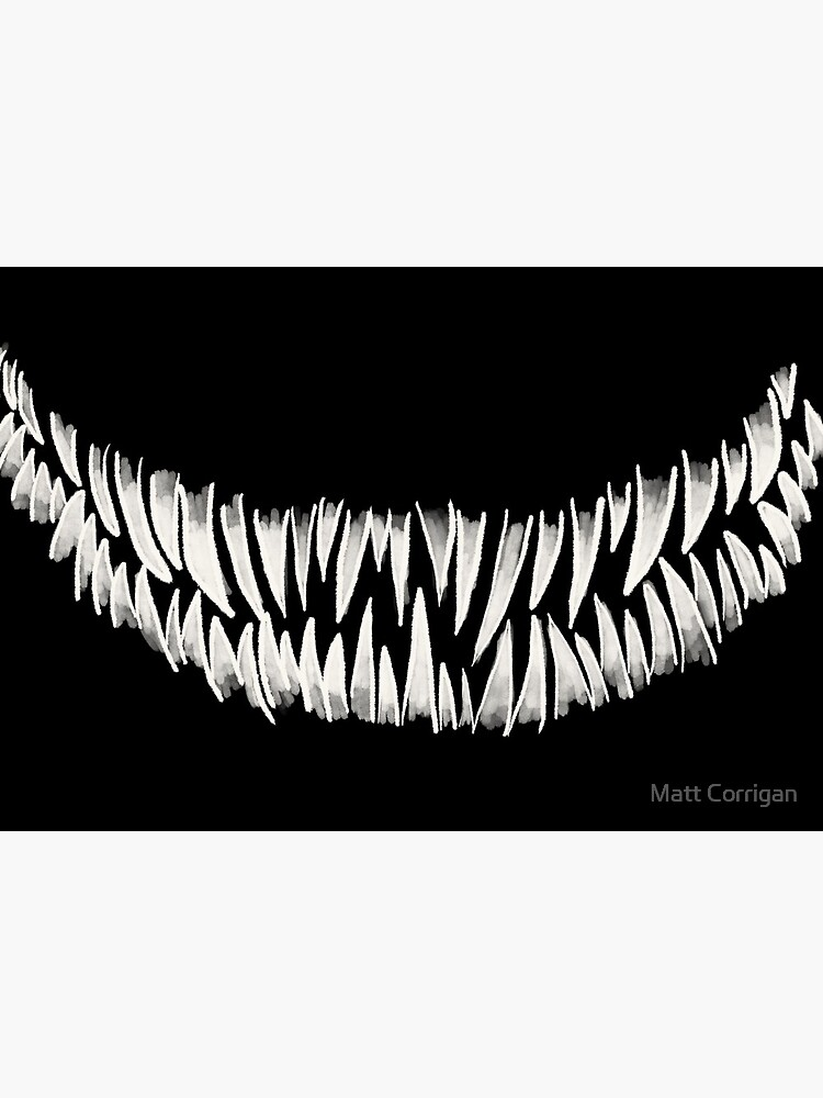 Monster teeth by Extreme-Fantasy