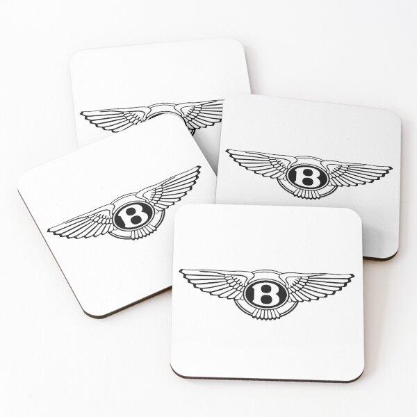 BENTLEY Car Logo slate Coaster Gift