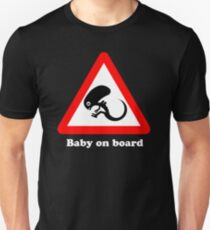 Baby on board Unisex T-Shirt