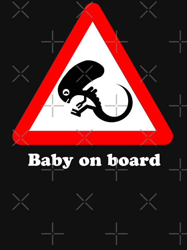 Baby on board | Unisex T-Shirt