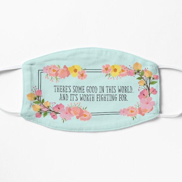 Samwise Quote Flat Mask