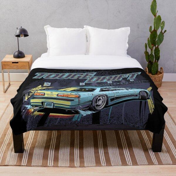 Nissan s13 JDM Throw Blanket