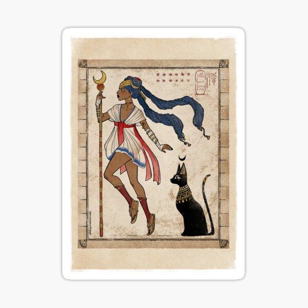 Sailor Moon Magical Kemet Mädchen Sticker
