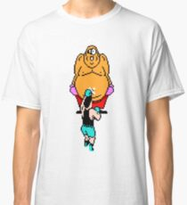 Punch Out King Hippo Classic T-Shirt