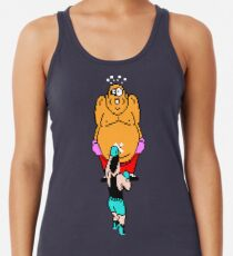 Punch Out King Hippo Women's Tank Top