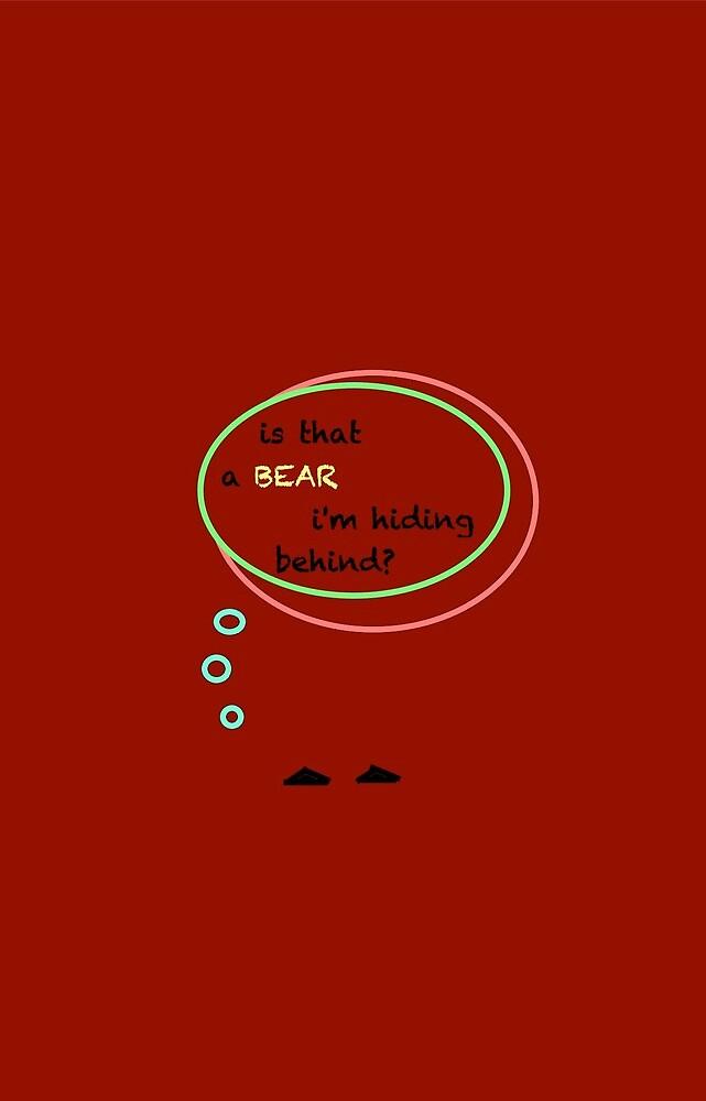 Bear or Bush? by msciaranoelle