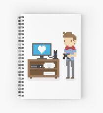 Cuaderno de espiral Nerd 4 Life