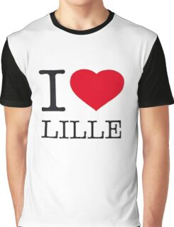 I ♥ LILLE Graphic T-Shirt